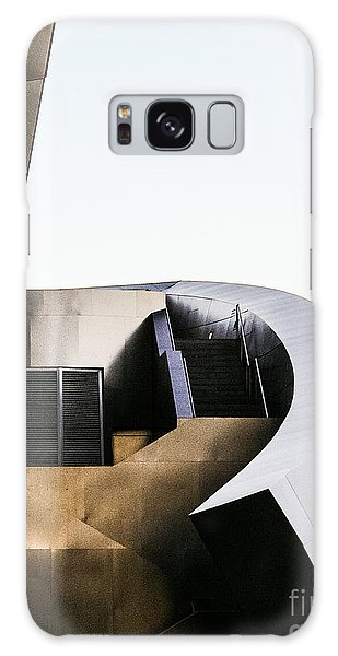 Walt Disney Concert Hall Galaxy Case - Landscape A30e Los Angeles by Otri Park
