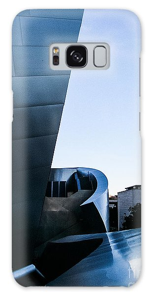 Walt Disney Concert Hall Galaxy Case - Landscape A30k Los Angeles by Otri Park