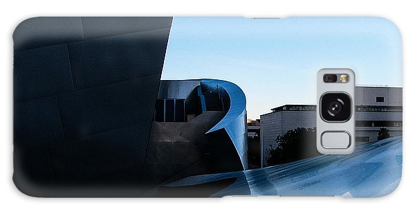Walt Disney Concert Hall Galaxy Case - Landscape A30o Los Angeles by Otri Park