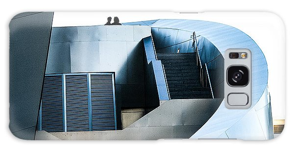 Walt Disney Concert Hall Galaxy Case - Landscape A30s Los Angeles by Otri Park