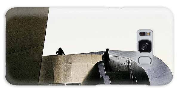 Walt Disney Concert Hall Galaxy Case - Landscape A30u Los Angeles by Otri Park