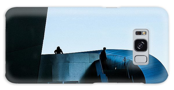 Walt Disney Concert Hall Galaxy Case - Landscape A30w Los Angeles by Otri Park