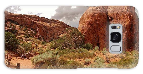 Landscape Arch - Utah Galaxy Case