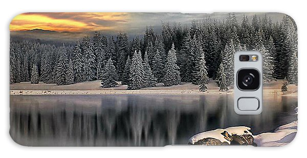 Landscape Art Galaxy Case by Digital Art Cafe