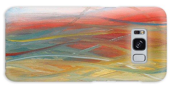 Landscape I Galaxy Case by Sheridan Furrer