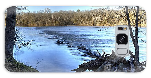 Landsford Canal-1 Galaxy Case by Charles Hite