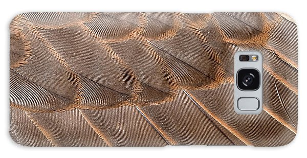 Lanner Falcon Wing Feathers Abstract Galaxy Case