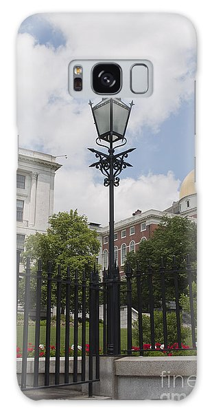 Lantern At State House Galaxy Case
