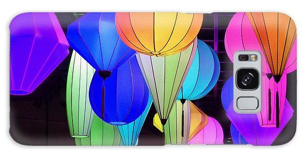 Lanterns Galaxy Case by Marguerita Tan
