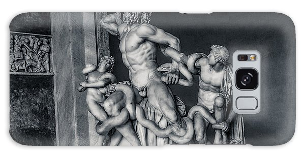 Laocoon And His Sons Galaxy Case