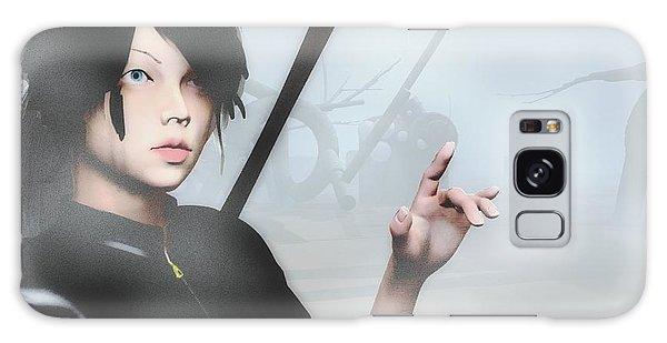 Lara Galaxy Case