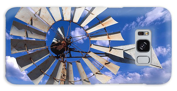 Large Windmill Galaxy Case