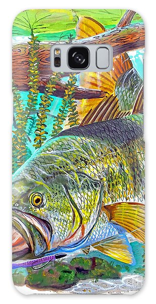 Largemouth Bass Galaxy S8 Case