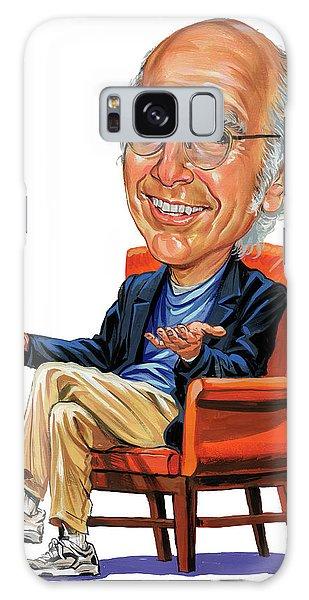 Fun Galaxy Case - Larry David by Art
