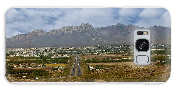 Las Cruces New Mexico Panorama Galaxy Case