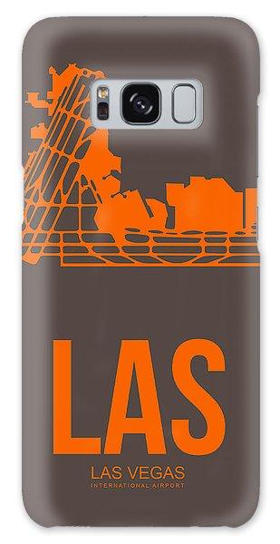 Airport Galaxy Case - Las Las Vegas Airport Poster 1 by Naxart Studio