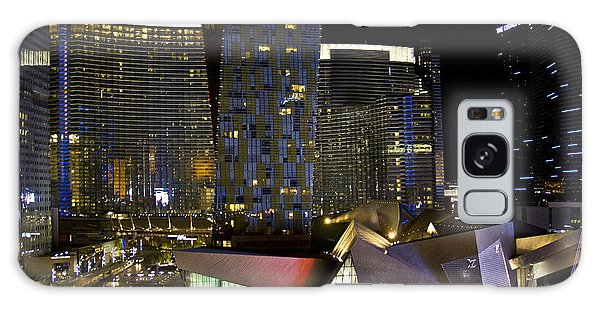 Las Vegas City Center Galaxy Case