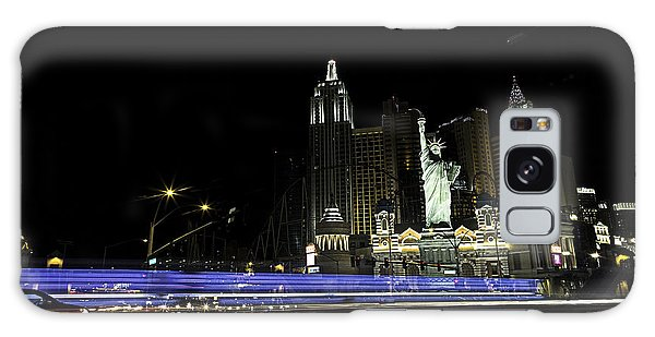 Galaxy Case featuring the photograph Las Vegas Traffic 2 by James Sage