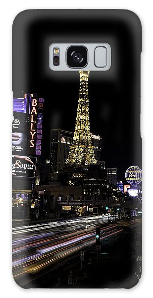 Galaxy Case featuring the photograph Las Vegas Traffic 5 by James Sage