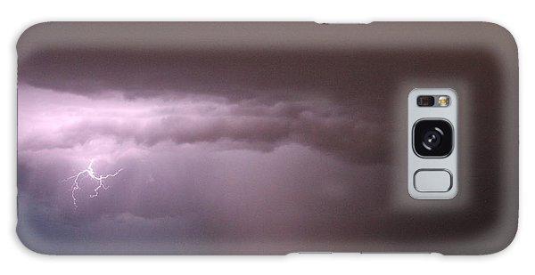 Galaxy Case - Late Evening Nebraska Thunderstorm by NebraskaSC