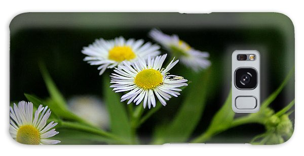 Late Summer Bloom Galaxy Case by Melissa Petrey