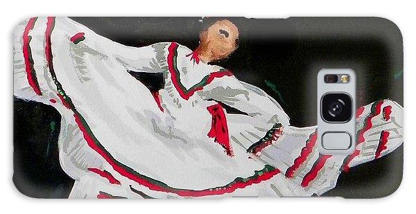 Latin Dancer Galaxy Case by Marisela Mungia