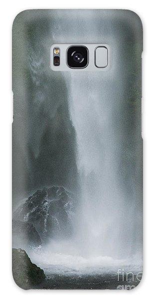 Latourelle Falls 5 Galaxy Case by Rich Collins