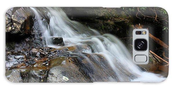 Laurel Falls Great Smoky Mountains Galaxy Case