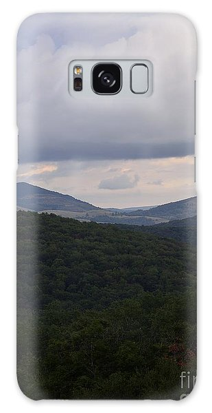 Laurel Fork Overlook 1 Galaxy Case
