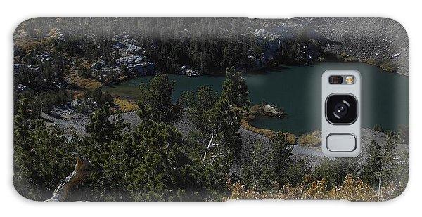 Laurel Lake Fall Color Galaxy Case