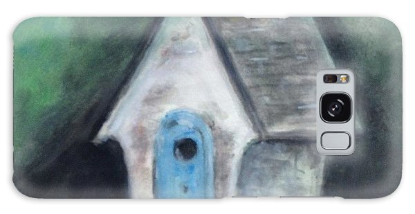 Laurie's Birdhouse Galaxy Case by Stan Tenney