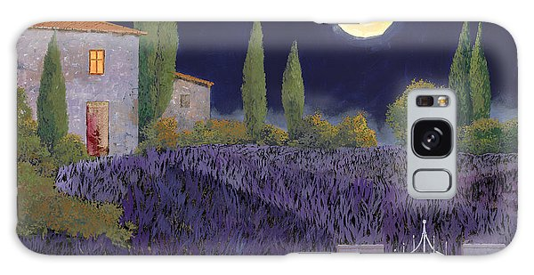 Borelli Galaxy Case - Lavanda Di Notte by Guido Borelli