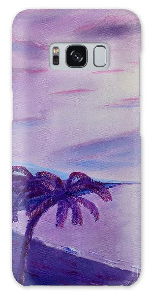 Lavender Bay Galaxy Case