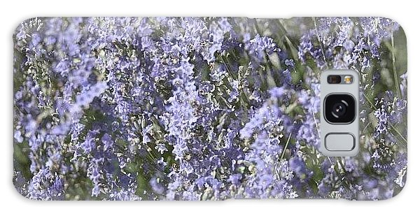 Summer Galaxy Case - #lavender by Georgia Fowler