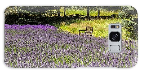Lavender Rest Galaxy Case