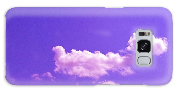 Lavender Skies Galaxy Case