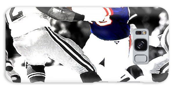 Lawrence Taylor Out Of My Way Galaxy Case