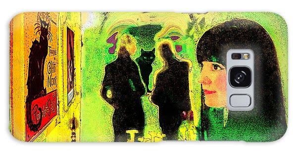 Le Chat Noir Galaxy Case