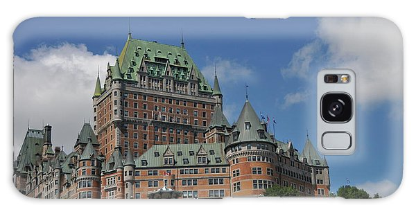 Le Chateau Frontenac  -- Quebec City Galaxy Case