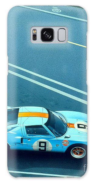 Sixties Galaxy Case - Le Mans 68 by MGL Meiklejohn Graphics Licensing