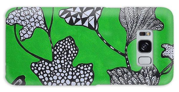 Leaf Diversity Galaxy Case by Kathleen Pio