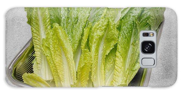 Leaf Lettuce Galaxy Case