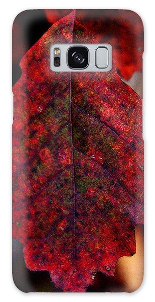 Leaf Like Galaxy Case