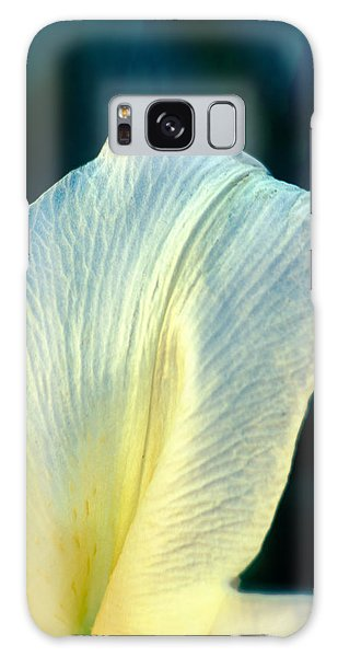 Leaf Of A Lily Galaxy Case