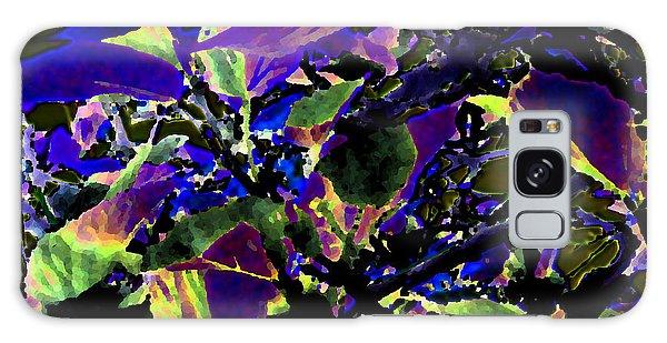 Leafy Galaxy Case