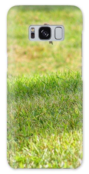 Leaping Bird Galaxy Case