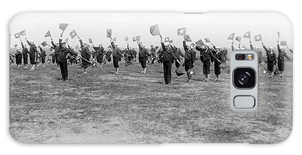 Cape May Galaxy Case - Learning Semaphore Signalling by Underwood Archives
