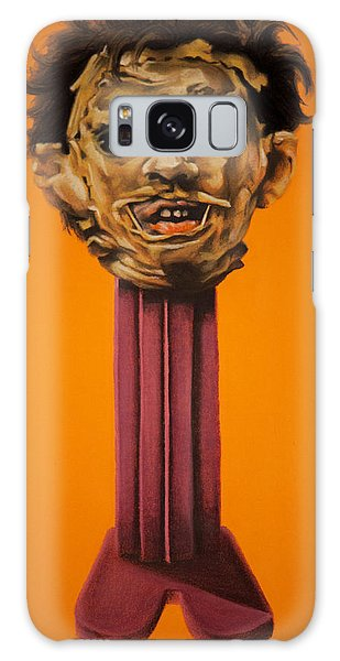 Leatherface Galaxy Case