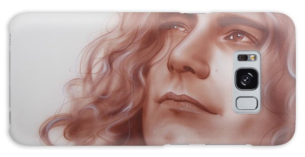 Robert Plant - ' Leaves Are Falling All Around ' Galaxy Case