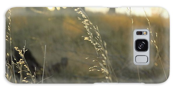 Leaves Of Grass Galaxy Case